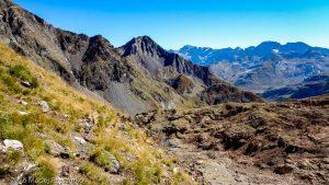 Traversée en direction du Col de Labas · Pyrénées, Hautes-Pyrénées, Vallée d'Ossoue, FR · GPS 42°46'57.86'' N 0°7'20.59'' W · Altitude 2697m