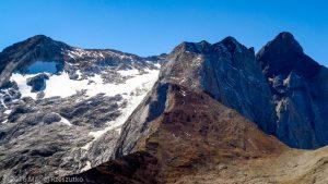 Col de Labas · Pyrénées, Hautes-Pyrénées, Vallée d'Ossoue, FR · GPS 42°46'59.08'' N 0°7'0.26'' W · Altitude 2734m