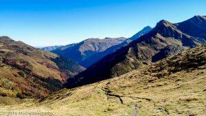 Hourquette d'Ouscouaou · Pyrénées, Hautes-Pyrénées, Massif de Hautacam, FR · GPS 42°57'15.06'' N 0°2'4.33'' E · Altitude 1865m