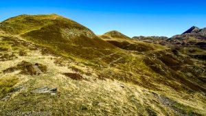 Hourquette d'Ouscouaou · Pyrénées, Hautes-Pyrénées, Massif de Hautacam, FR · GPS 42°57'15.11'' N 0°2'4.73'' E · Altitude 1869m