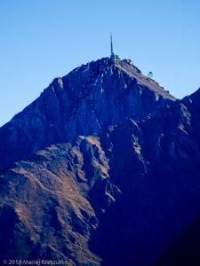 Pic de Barran · Pyrénées, Hautes-Pyrénées, Massif de Hautacam, FR · GPS 42°57'37.64'' N 0°2'2.21'' E · Altitude 1982m