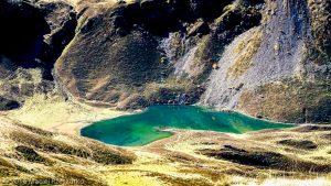 Pic de Barran · Pyrénées, Hautes-Pyrénées, Massif de Hautacam, FR · GPS 42°57'36.69'' N 0°2'0.67'' E · Altitude 1978m