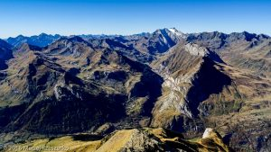 Le Piméné · Pyrénées, Hautes-Pyrénées, Gavarnie, FR · GPS 42°44'8.62'' N 0°1'18.22'' E · Altitude 2772m