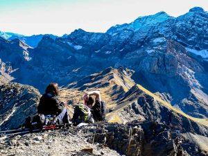 Le Piméné · Pyrénées, Hautes-Pyrénées, Gavarnie, FR · GPS 42°44'8.66'' N 0°1'18.56'' E · Altitude 2778m