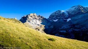 Plateau de Pailla · Pyrénées, Hautes-Pyrénées, Gavarnie, FR · GPS 42°43'16.71'' N 0°0'22.18'' E · Altitude 1851m