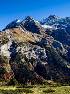 Cirque de Gavarnie · Pyrénées, Hautes-Pyrénées, Gavarnie, FR · GPS 42°43'3.56'' N 0°1'2.44'' W · Altitude 1705m