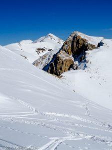 Pic de Casamanya · Pyrénées, Catalogne, Canillo, AD · GPS 42°35'1.75'' N 1°33'55.65'' E · Altitude 2730m