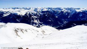 Pic de Casamanya · Pyrénées, Catalogne, Canillo, AD · GPS 42°35'4.43'' N 1°33'55.56'' E · Altitude 2740m