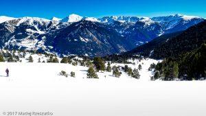 Costa del Lloser · Pyrénées, Catalogne, Canillo, AD · GPS 42°34'6.14'' N 1°34'15.65'' E · Altitude 2061m