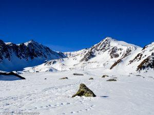 Bac de l'Orri · Pyrénées, Pyrénées-Orientales, Puymorens, FR · GPS 42°33'12.98'' N 1°47'6.47'' E · Altitude 2122m