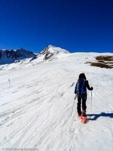Dôme de la Mine · Pyrénées, Pyrénées-Orientales, Puymorens, FR · GPS 42°32'52.05'' N 1°46'26.51'' E · Altitude 2337m