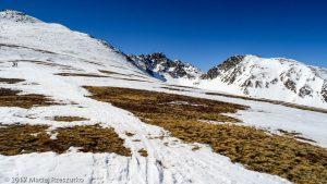 Dôme de la Mine · Pyrénées, Pyrénées-Orientales, Puymorens, FR · GPS 42°32'29.33'' N 1°46'7.09'' E · Altitude 2473m