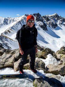 Pic de la Mina · Pyrénées, Pyrénées-Orientales, Puymorens, FR · GPS 42°32'6.22'' N 1°46'7.10'' E · Altitude 2683m
