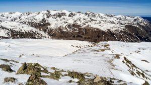 Pic de la Mina · Pyrénées, Pyrénées-Orientales, Puymorens, FR · GPS 42°32'6.22'' N 1°46'7.15'' E · Altitude 2683m