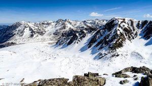 Pic de la Mina · Pyrénées, Pyrénées-Orientales, Puymorens, FR · GPS 42°32'6.23'' N 1°46'7.16'' E · Altitude 2683m