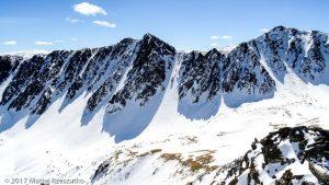 Pic de la Mina · Pyrénées, Pyrénées-Orientales, Puymorens, FR · GPS 42°32'6.25'' N 1°46'7.20'' E · Altitude 2683m