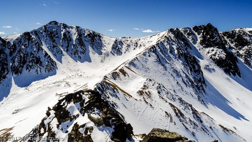Pic de la Mina · Pyrénées, Pyrénées-Orientales, Puymorens, FR · GPS 42°32'6.23'' N 1°46'7.18'' E · Altitude 2683m