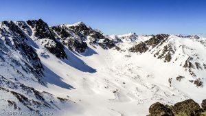 Pic de la Mina · Pyrénées, Pyrénées-Orientales, Puymorens, FR · GPS 42°32'6.17'' N 1°46'7.24'' E · Altitude 2683m