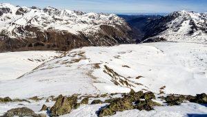 Pic de la Mina · Pyrénées, Pyrénées-Orientales, Puymorens, FR · GPS 42°32'6.37'' N 1°46'6.76'' E · Altitude 2683m