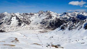 Dôme de la Mine · Pyrénées, Pyrénées-Orientales, Puymorens, FR · GPS 42°32'30.38'' N 1°46'8.56'' E · Altitude 2469m