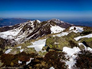 Pic de Girabal · Pyrénées, Ariège, Montagne de Tabe, FR · GPS 42°49'11.37'' N 1°45'17.08'' E · Altitude 2130m