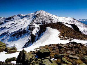Pic de Girabal · Pyrénées, Ariège, Montagne de Tabe, FR · GPS 42°49'11.38'' N 1°45'17.08'' E · Altitude 2130m