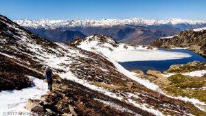 Étang d'Appy · Pyrénées, Ariège, Montagne de Tabe, FR · GPS 42°49'5.69'' N 1°44'49.77'' E · Altitude 1788m