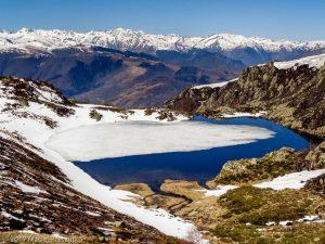 Étang d'Appy · Pyrénées, Ariège, Montagne de Tabe, FR · GPS 42°49'4.89'' N 1°44'48.32'' E · Altitude 1780m