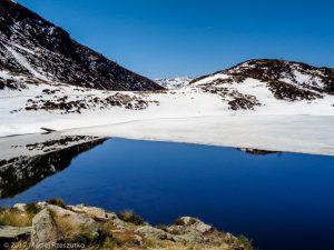 Étang d'Appy · Pyrénées, Ariège, Montagne de Tabe, FR · GPS 42°49'2.15'' N 1°44'36.85'' E · Altitude 1715m