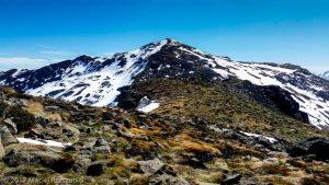 Pic de Girabal · Pyrénées, Ariège, Montagne de Tabe, FR · GPS 42°49'10.97'' N 1°45'16.73'' E · Altitude 2201m