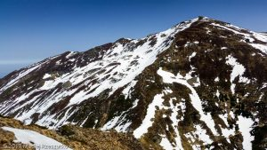 Pic de Girabal · Pyrénées, Ariège, Montagne de Tabe, FR · GPS 42°49'9.72'' N 1°45'26.27'' E · Altitude 2195m