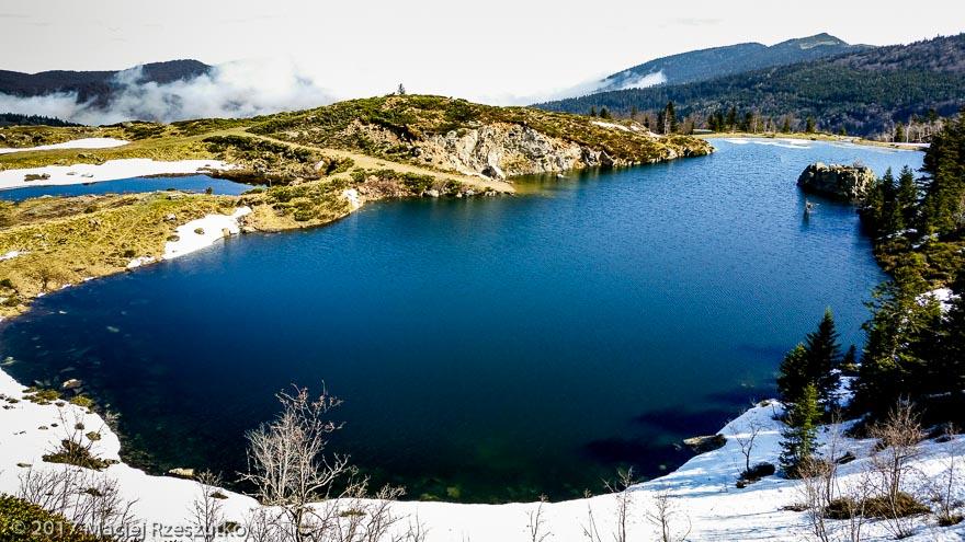 Étang de Fage Belle · Pyrénées, Ariège, Montagne de Tabe, FR · GPS 42°49'49.57'' N 1°45'0.97'' E · Altitude 1782m