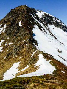 Col de Girabal · Pyrénées, Ariège, Montagne de Tabe, FR · GPS 42°49'13.19'' N 1°45'46.60'' E · Altitude 2038m