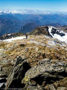 Pic de St Barthélemy · Pyrénées, Ariège, Montagne de Tabe, FR · GPS 42°49'8.95'' N 1°46'15.97'' E · Altitude 2348m