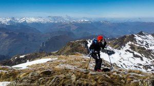 Pic de St Barthélemy · Pyrénées, Ariège, Montagne de Tabe, FR · GPS 42°49'8.90'' N 1°46'16.12'' E · Altitude 2348m