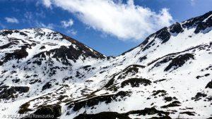 Sous le Col d'Appy · Pyrénées, Ariège, Montagne de Tabe, FR · GPS 42°49'38.26'' N 1°45'18.88'' E · Altitude 1864m