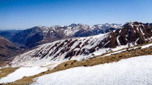 Pic dels Pedrons · Pyrénées, Catalogne, Encamp, AD · GPS 42°32'4.58'' N 1°45'3.06'' E · Altitude 2639m
