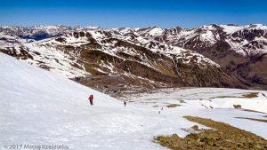 Pic dels Pedrons · Pyrénées, Catalogne, Encamp, AD · GPS 42°32'4.40'' N 1°45'3.12'' E · Altitude 2642m