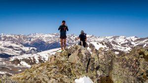Pic dels Pedrons · Pyrénées, Catalogne, Encamp, AD · GPS 42°31'53.69'' N 1°45'7.70'' E · Altitude 2714m