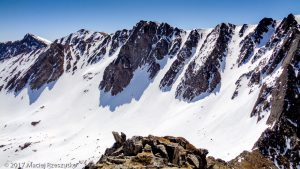 Pic dels Pedrons · Pyrénées, Catalogne, Encamp, AD · GPS 42°31'53.00'' N 1°45'8.38'' E · Altitude 2714m