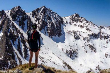 Pic dels Pedrons · Pyrénées, Catalogne, Encamp, AD · GPS 42°31'52.96'' N 1°45'8.45'' E · Altitude 2714m