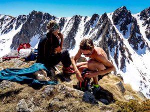 Pic dels Pedrons · Pyrénées, Catalogne, Encamp, AD · GPS 42°31'55.30'' N 1°45'7.40'' E · Altitude 2714m