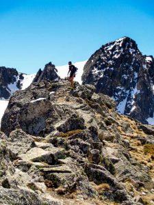 Pic dels Pedrons · Pyrénées, Catalogne, Encamp, AD · GPS 42°32'3.11'' N 1°45'3.89'' E · Altitude 2674m