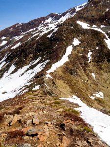 Col de Girabal · Pyrénées, Ariège, Montagne de Tabe, FR · GPS 42°49'10.97'' N 1°45'33.22'' E · Altitude 2044m