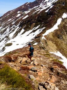 Col de Girabal · Pyrénées, Ariège, Montagne de Tabe, FR · GPS 42°49'11.03'' N 1°45'33.62'' E · Altitude 2036m