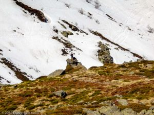 Col de Girabal · Pyrénées, Ariège, Montagne de Tabe, FR · GPS 42°49'12.74'' N 1°45'57.25'' E · Altitude 2135m