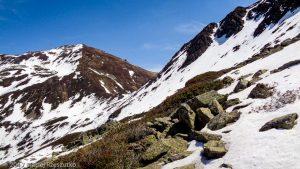 Traversée Col de Girabal - Col de l'Étang d'Appy · Pyrénées, Ariège, Montagne de Tabe, FR · GPS 42°49'22.67'' N 1°45'16.01'' E · Altitude 1942m