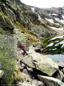 Étang de la Hillette · Pyrénées, Ariège, Valée d'Ustou, FR · GPS 42°44'2.14'' N 1°18'20.61'' E · Altitude 1789m