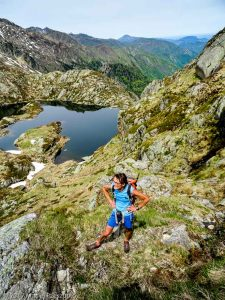 Étang de la Hillette · Pyrénées, Ariège, Valée d'Ustou, FR · GPS 42°43'54.77'' N 1°18'30.61'' E · Altitude 1897m