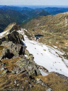 Pointe de Rabassère · Pyrénées, Ariège, Valée d'Ustou, FR · GPS 42°43'27.21'' N 1°19'31.00'' E · Altitude 2568m